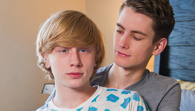 8teenBoy – Charlie Flynn, Trevor Harris