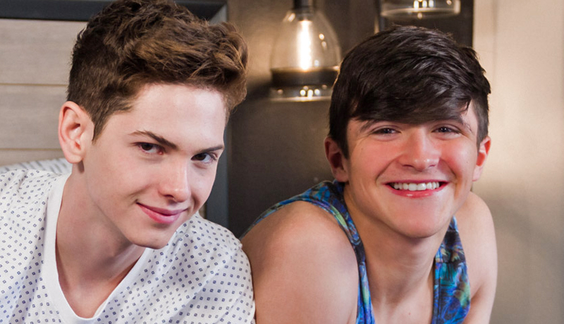 8teenBoy – Riley Finch & Nathan James