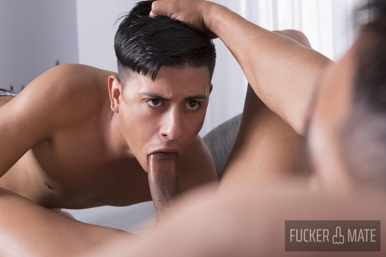 FuckerMate – David Chacon & Salvador Mendoza