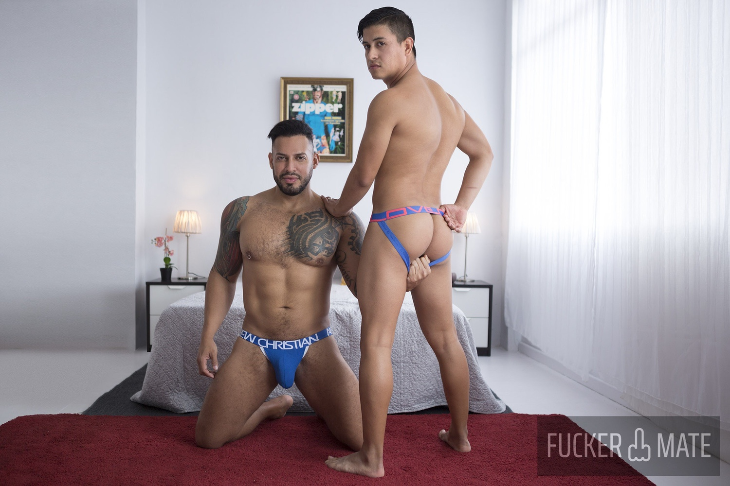 FuckerMate – David Chacon & Viktor Rom