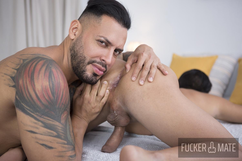 FuckerMate – David Chacon & Viktor Rom