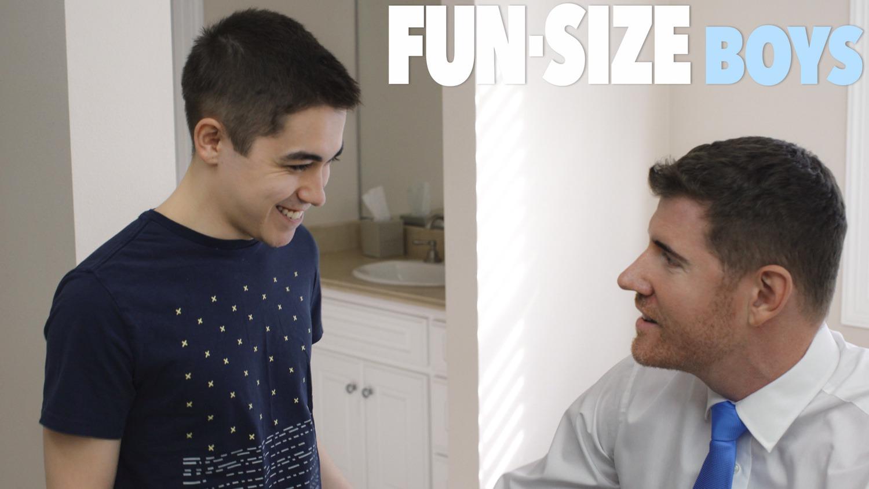 Fun-Size Boys – Eli Lincoln & Legrand Wolf