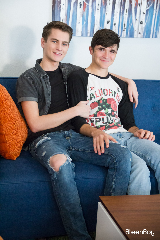 8teenBoy – Trevor Harris, Nathan James
