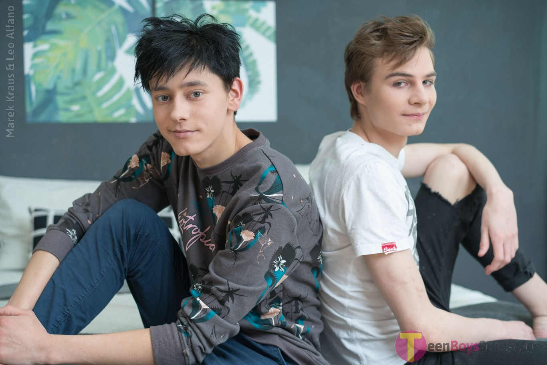 Teen Boys Studio – Leo Alfano, Marek Kraus