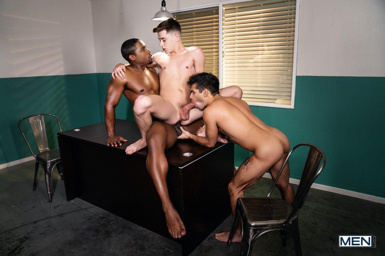 Men.com – Joey Mills, DeAngelo Jackson, Ty Mitchell