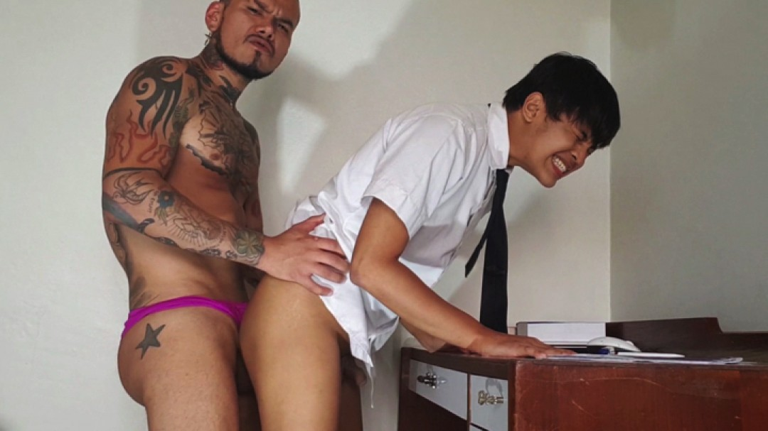 Bravo Fucker – Cute Thai Abused by Pervert Teacher