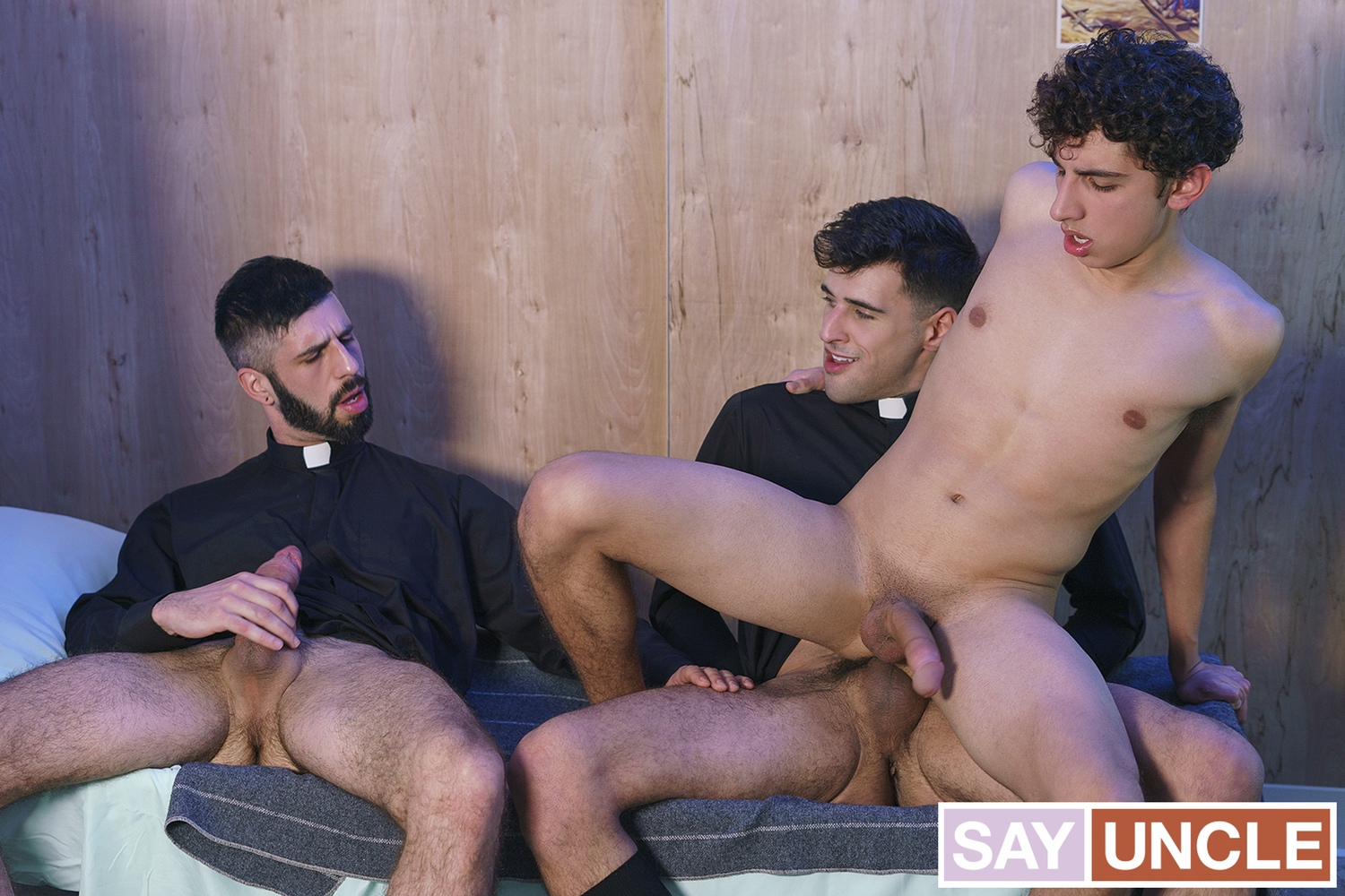 Yes Father – Carter Ford, Romeo Davis & Father Gallo