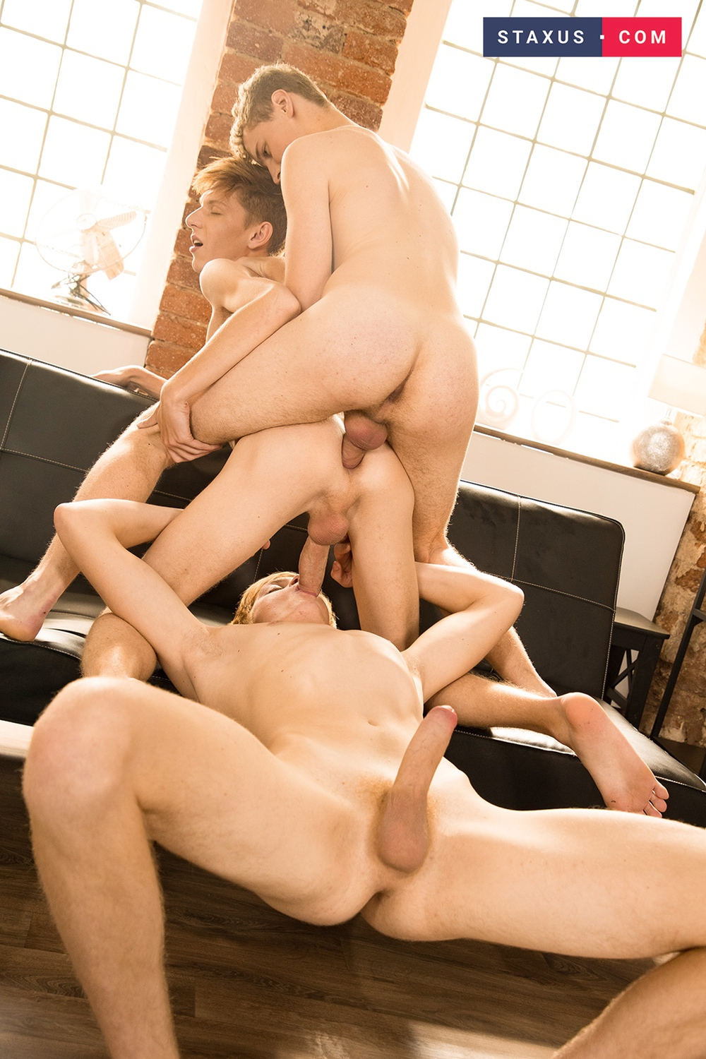 Staxus – Joel Tamir, Nick Fox, Danny Jones