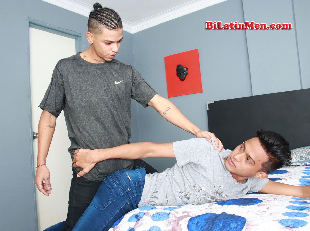 Bi Latin Men – Mix, Xanthan