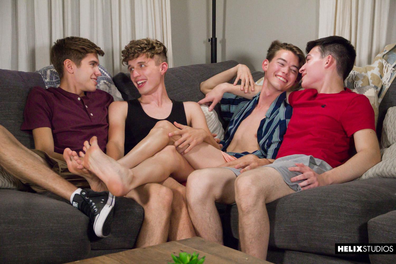 Helix – Dawson Grant, Austin Lovett, Devin Holt, Levi Rhodes