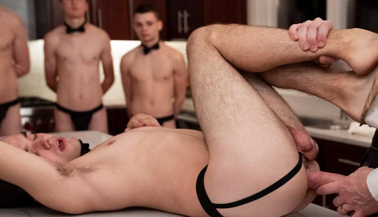 Boy For Sale – Marcus, Austin, Cole, Jack, Maxx