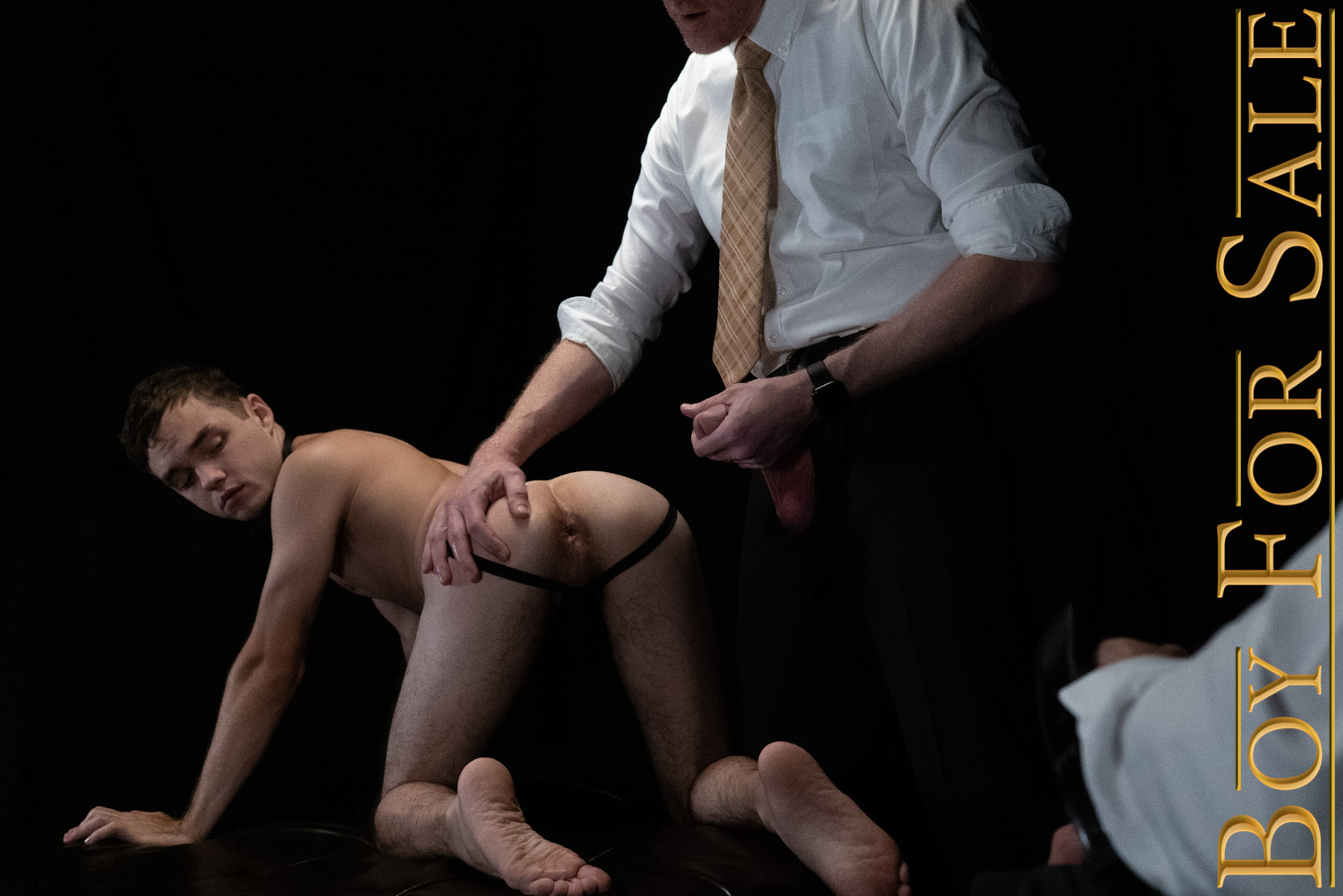 Boy For Sale – Marcus Rivers, Legrand Wolf, Master Knox