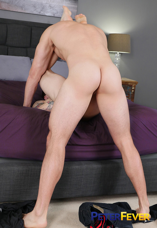 PeterFever – Axel Kane, Landon Wells