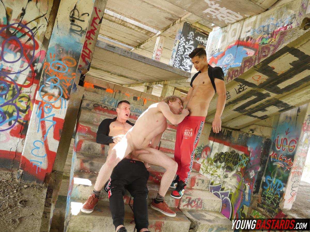 Young Bastards – Luke Ward, Luke Geer, Robbie Dane
