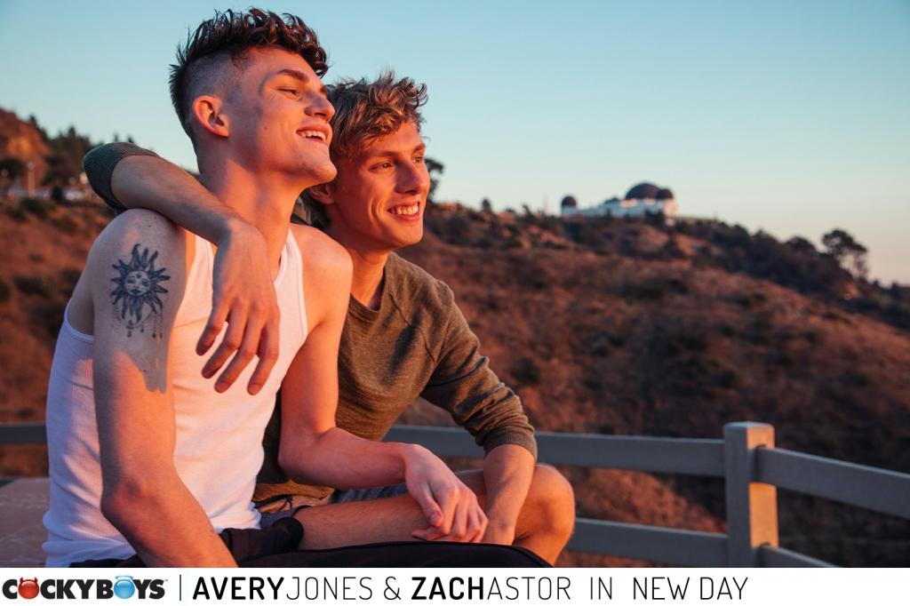 CockyBoys – Avery Jones, Zach Astor