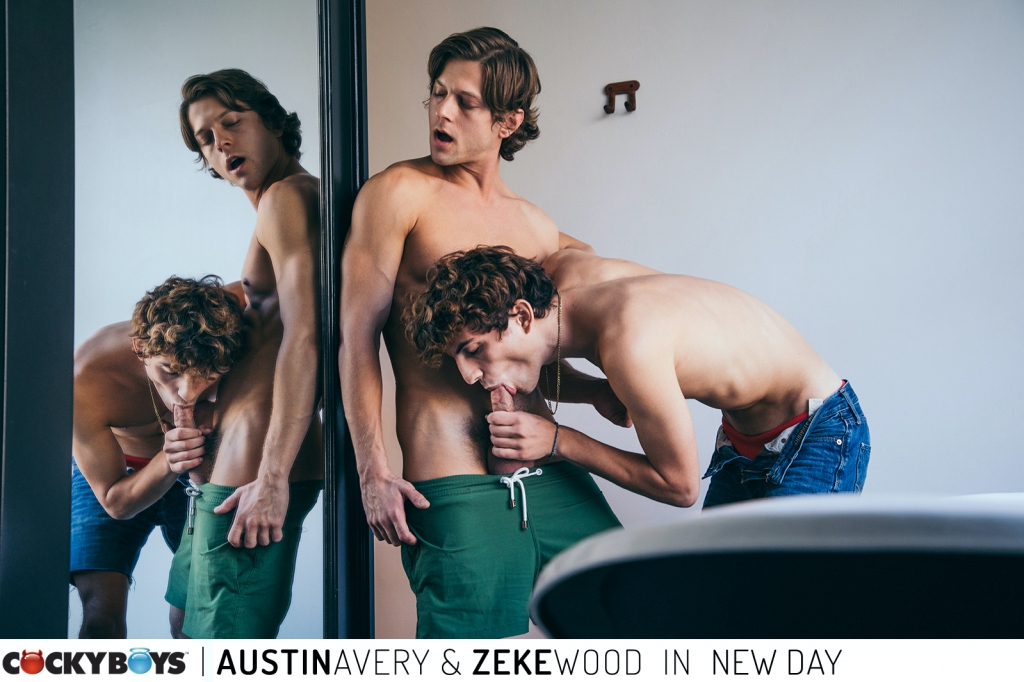 CockyBoys – Zeke Wood, Austin Avery