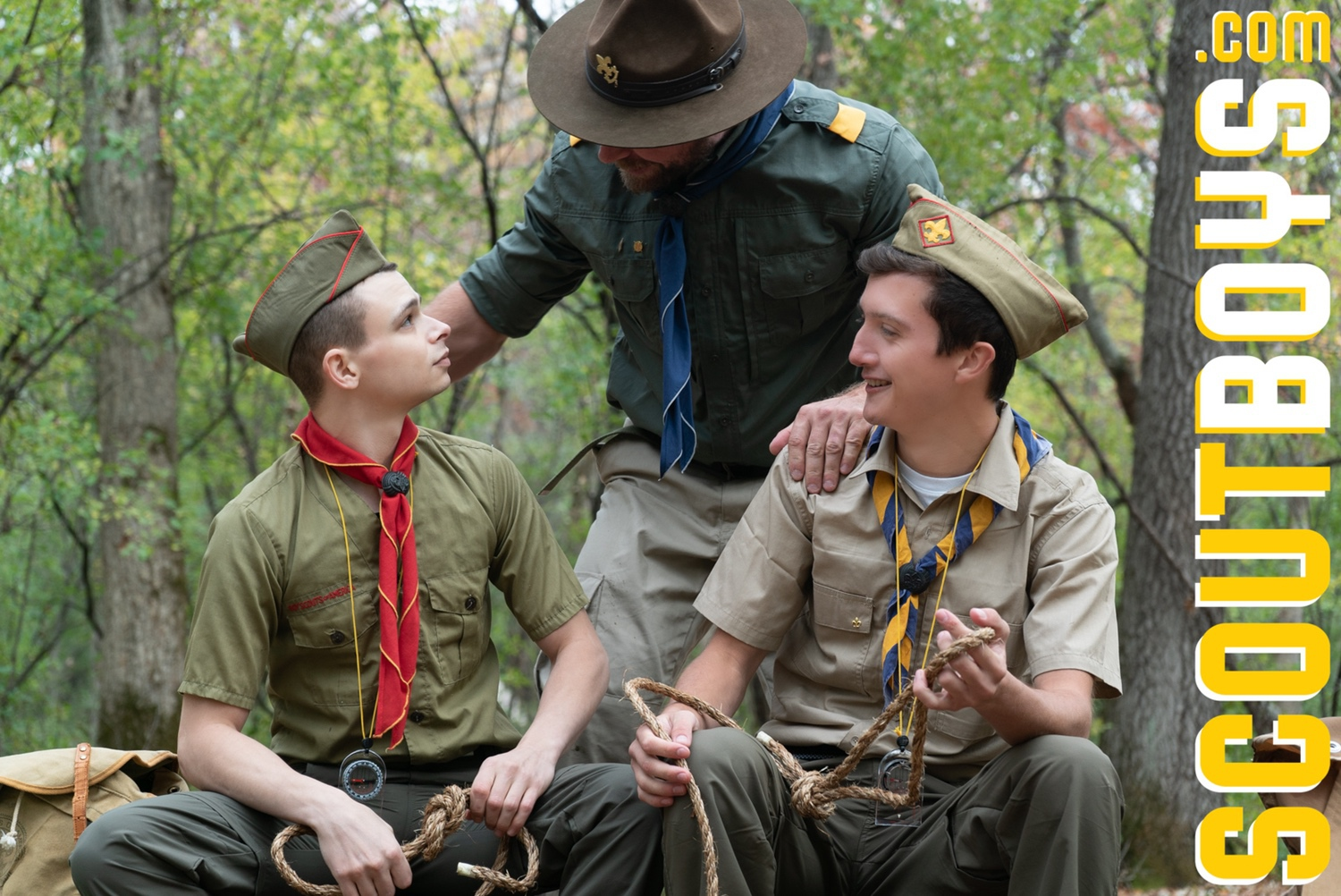 Scout Boys – Austin Young, Jack Andram