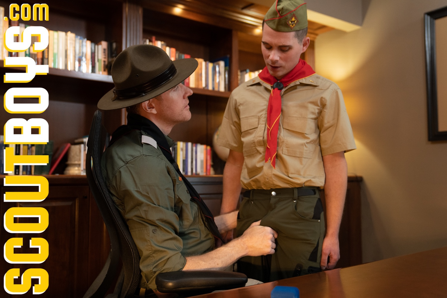 ScoutBoys – Mark Winters, Legrand Wolf