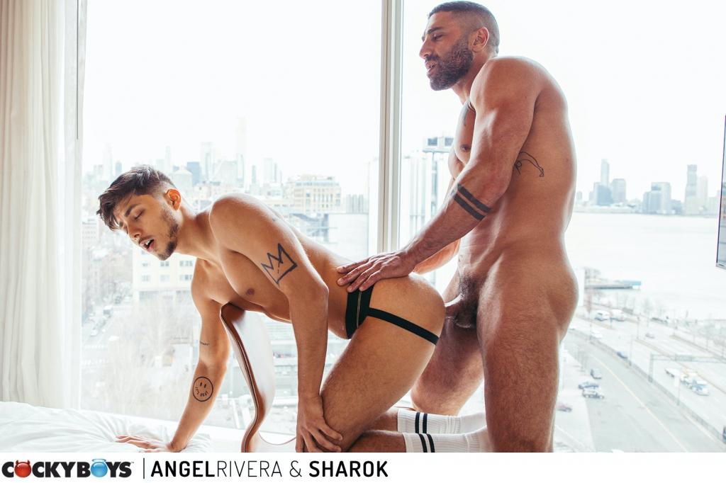 CockyBoys – Angel Rivera, Sharok