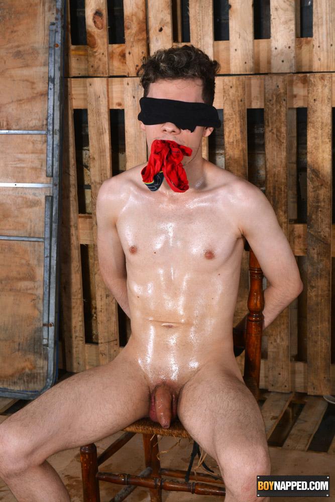 Boynapped – Nathan Reyes, Sean Taylor