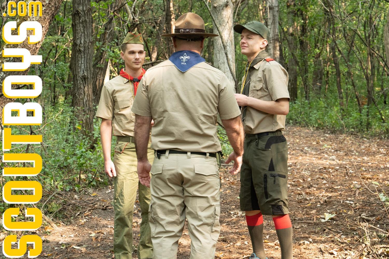 Scout Boys – Ian Levine, Mark Winters, Bishop Angus