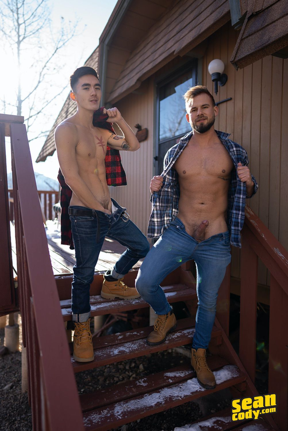 Sean Cody – Cody Seiya, Josh
