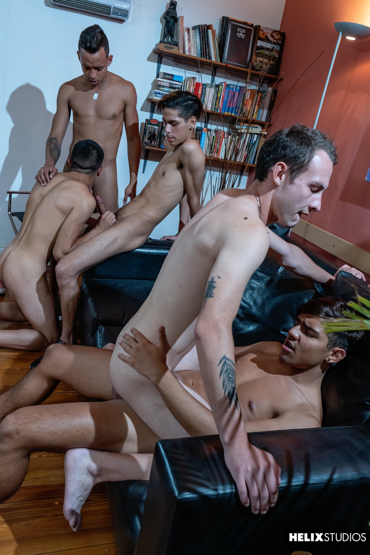 Helix Studios – Buenis Aires Tango Boys