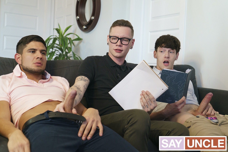 Say Uncle – Alex Montenegro, Marco Bianchi, Edward Terrant