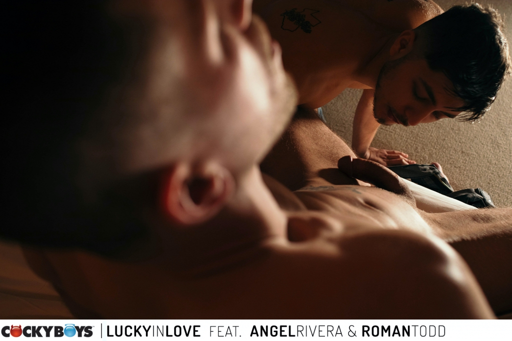 CockyBoys – Angel Rivera, Roman Todd