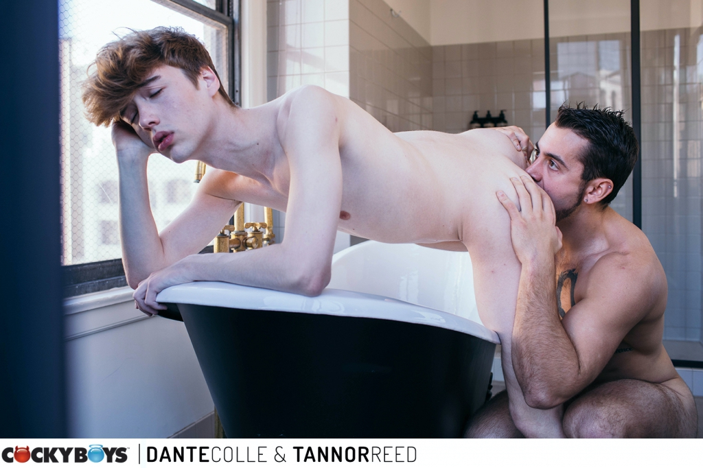 CockyBoys – Tannor Reed, Dante Colle