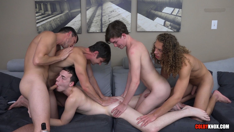 ColbyKnox – Troye Jacobs, Levi Hatter, Jack Valor