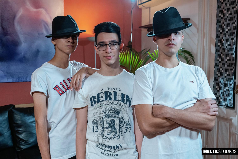 Helix Studios – Antu Burghos, Audrey Jones, Lance Mayer