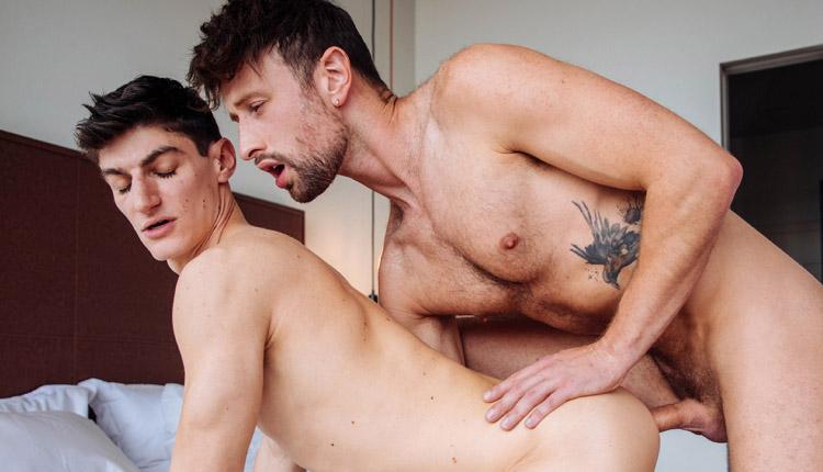 CockyBoys – Aiden Ward, Drew Dixon