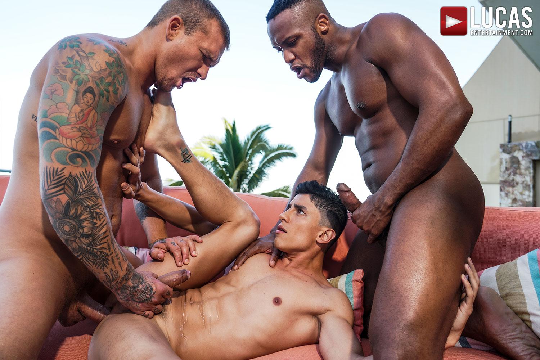 Lucas Entertainment – Joaquin Santana, Isaac X, Andre Donovan