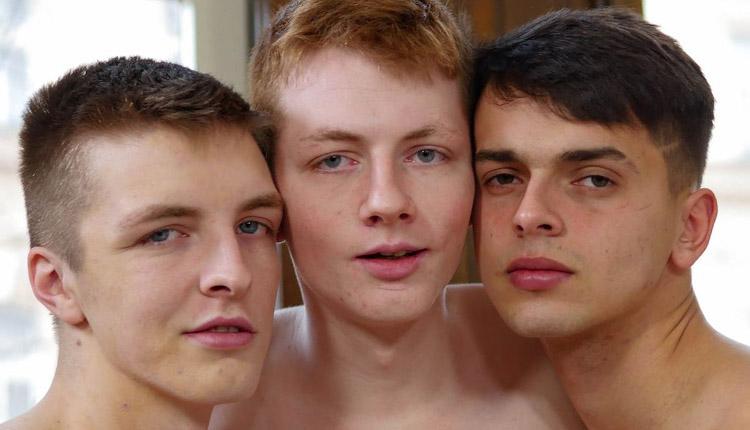 BoyFun – Finn Harper, Tony Milak, Harry Davis