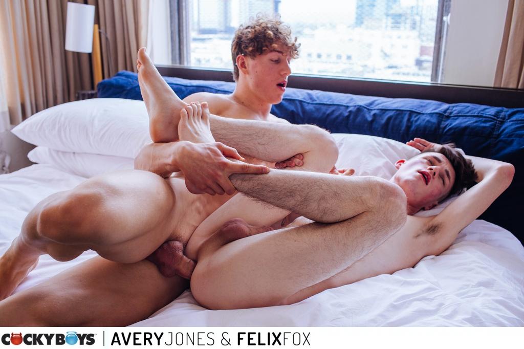 CockyBoys – Avery Jones, Felix Fox