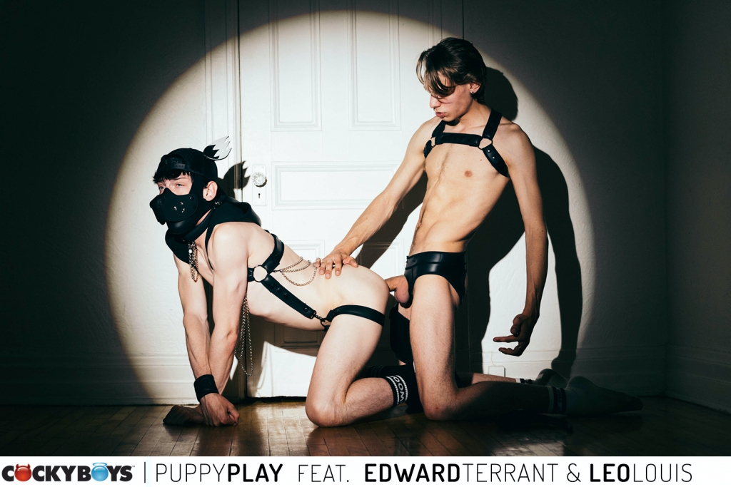 CockyBoys – Edward Terrant, Leo Louis