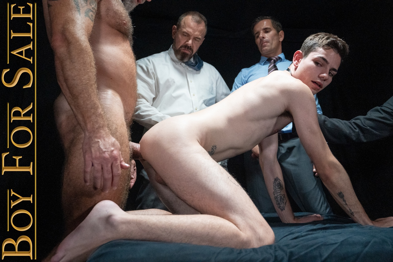 Boy For Sale – Eli Bennet, Lance Charger
