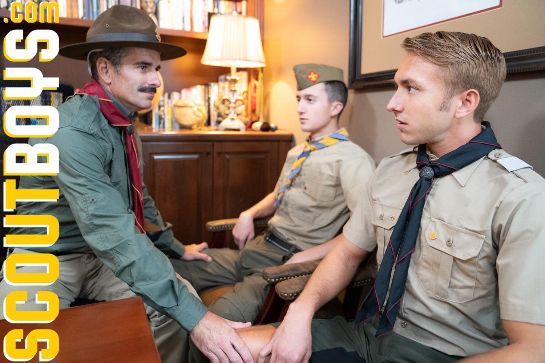 ScoutBoys – Cameron Basinger, Jack Andram