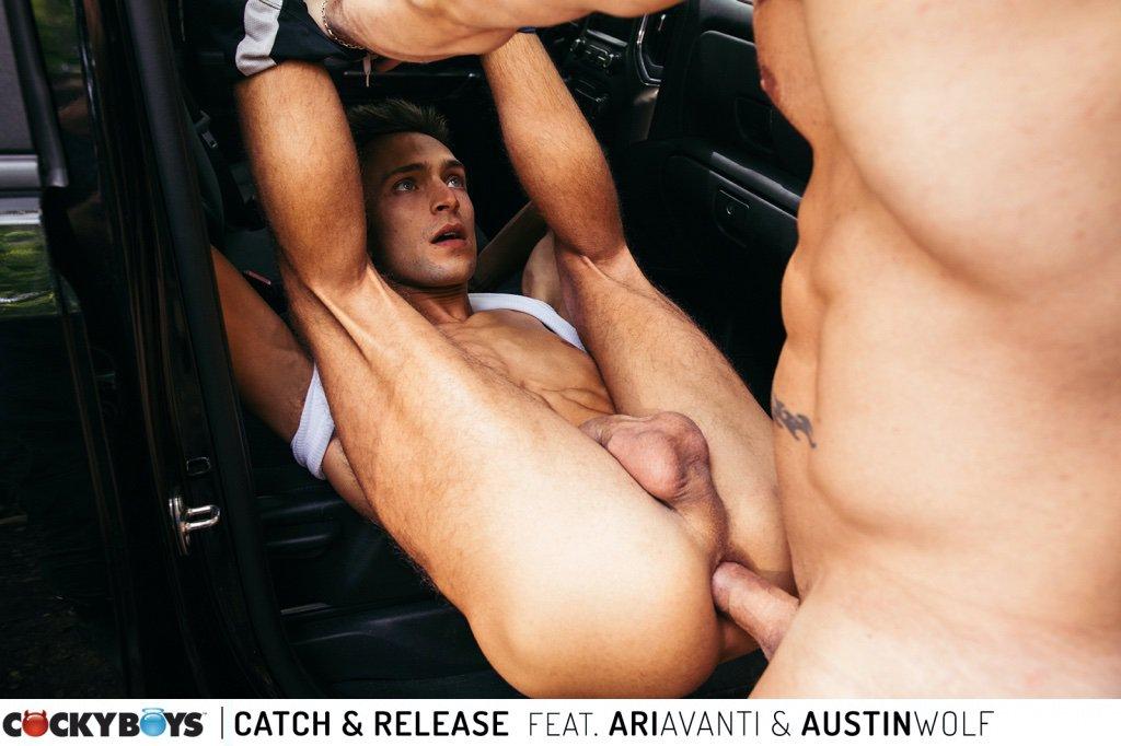 CockyBoys – Ari Avanti, Austin Wolf