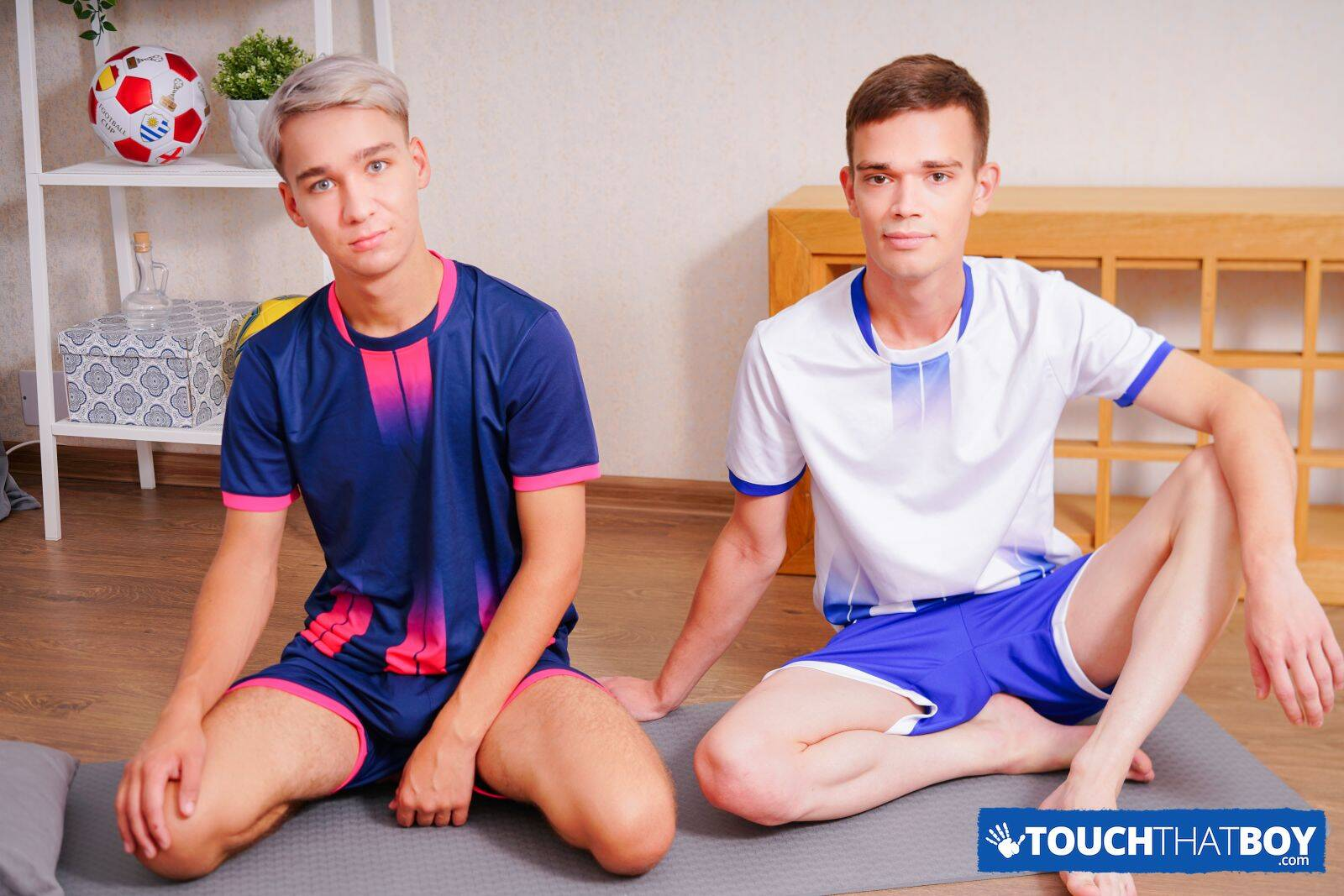 Touch That Boy – Angel Kade, George Hanskey