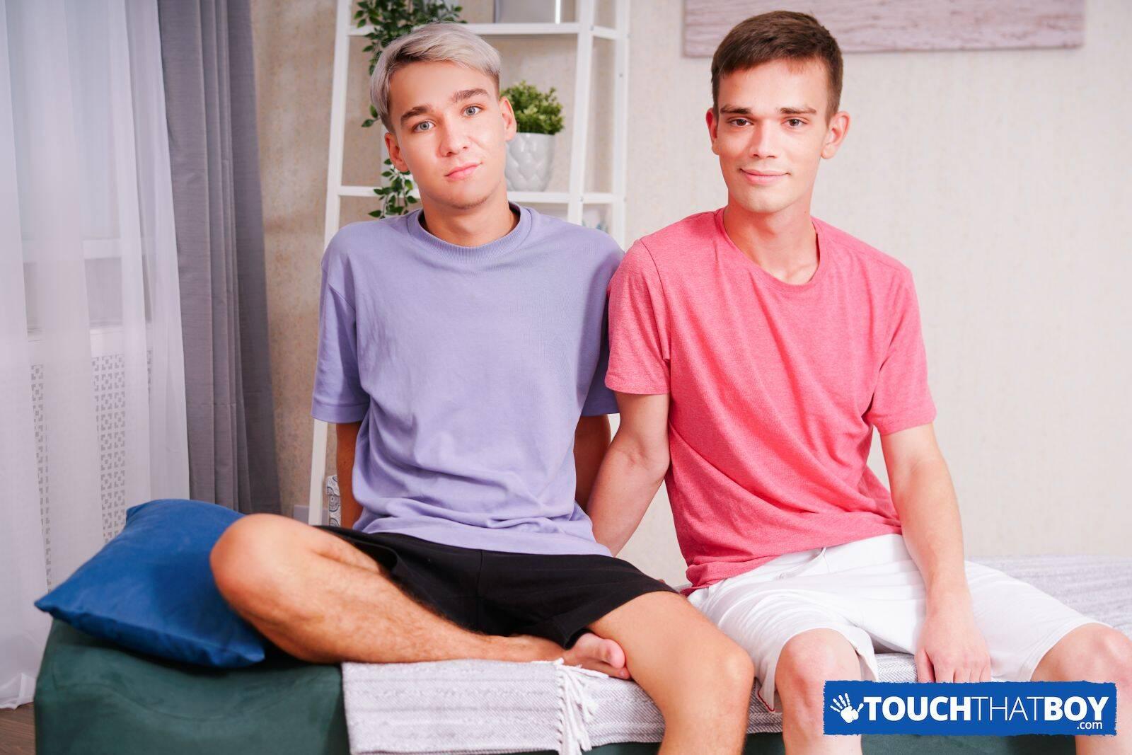 Touch That Boy – George Hanskey, Angel Kade